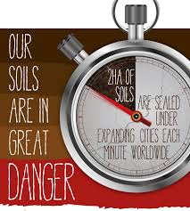 Soil lost to cities 11.3.15